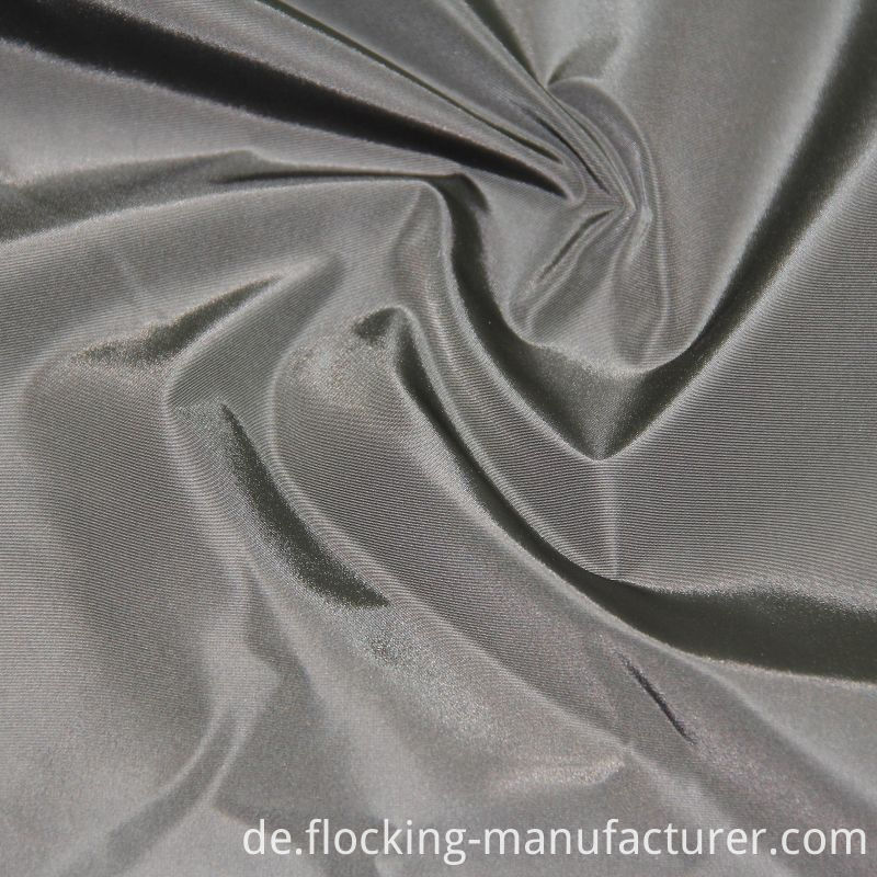 Plain Dyed Memory Fabric for Men's Jacket or Windbreaker