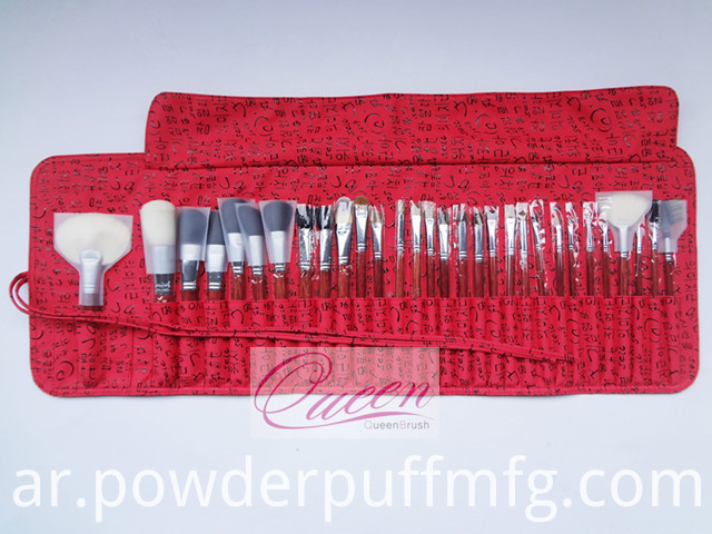 30PCS High Quality Goat Hair Professional Cosmetic Makeup Brush