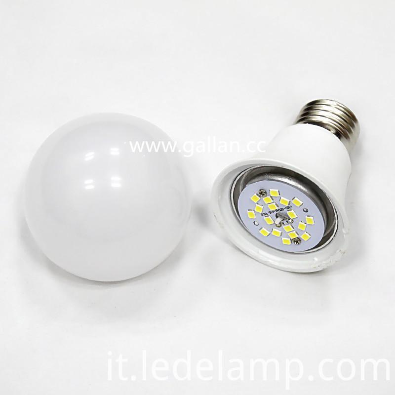 China Factory Direct Sale 9W LED Bulb Light with E27 B22 (GHD-B0941-X20)
