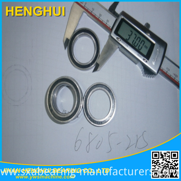 S6805 Stainless Steel Ball Bearing
