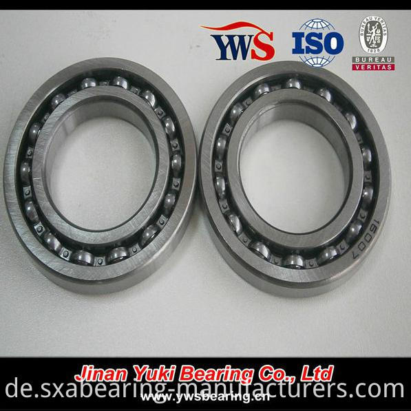 Deep Groove Ball Bearing for Industrial Machine