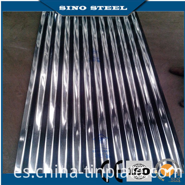 Galvanized Steel Roof Sheet/Gi Roofing Sheet