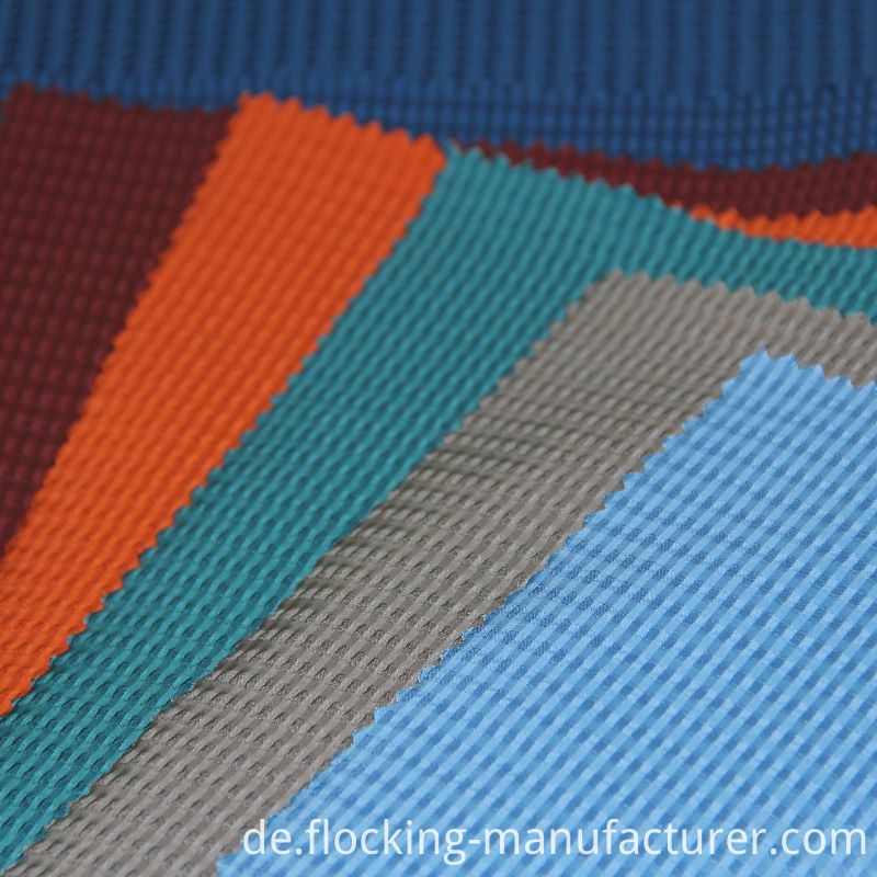 Woven Polyester Dobby Memory Fabric for Jackets