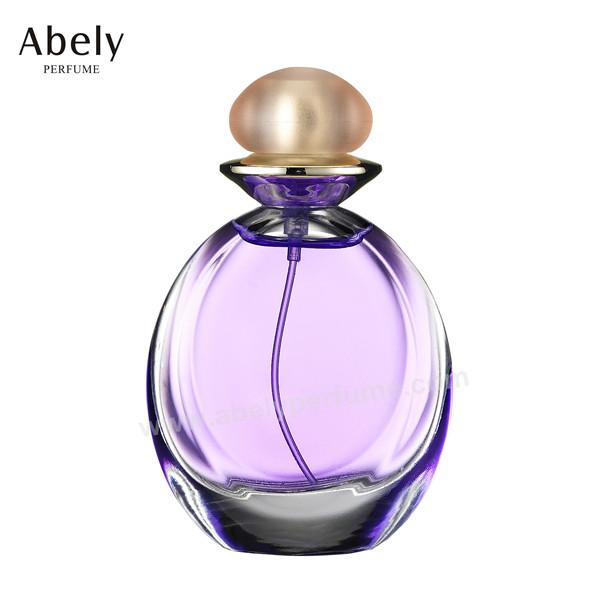 Fragrance Spray Perfume with Vial Glass Bottle