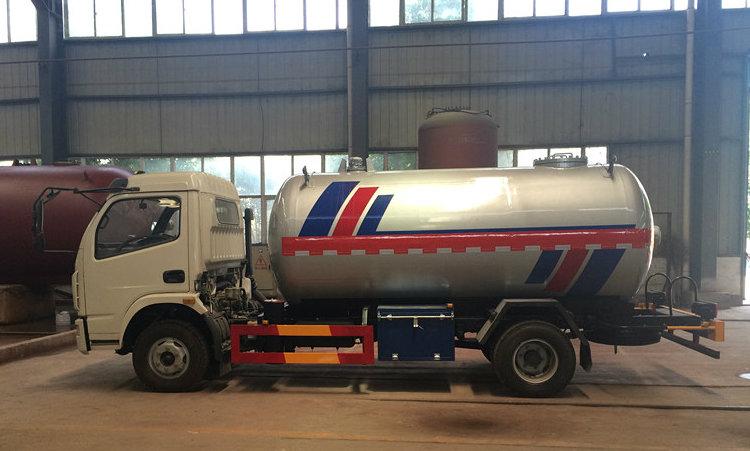 中国良い品質2.5t LPGガスタンク...