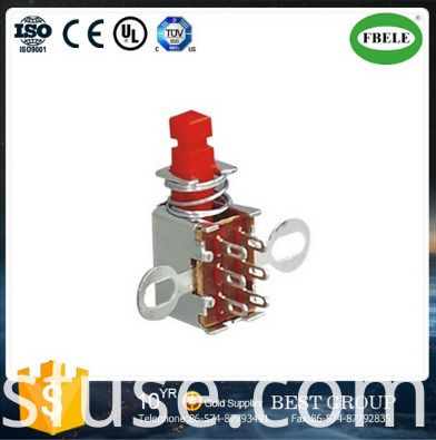 Push Button Switch Switch Emergency Push Button Switch