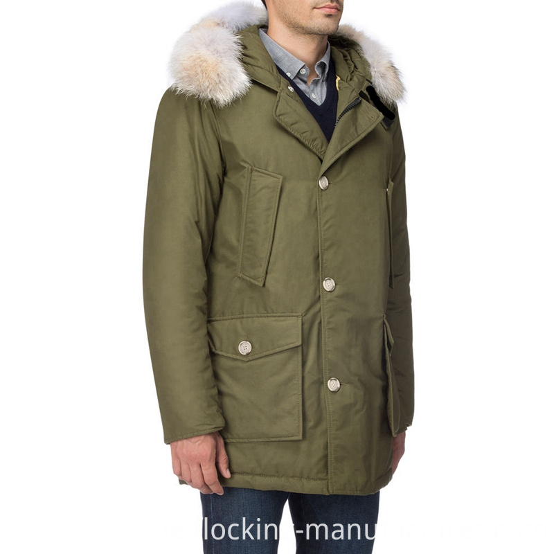 Waterproof Shape Memory with Embossed Fabric for Outer Coat