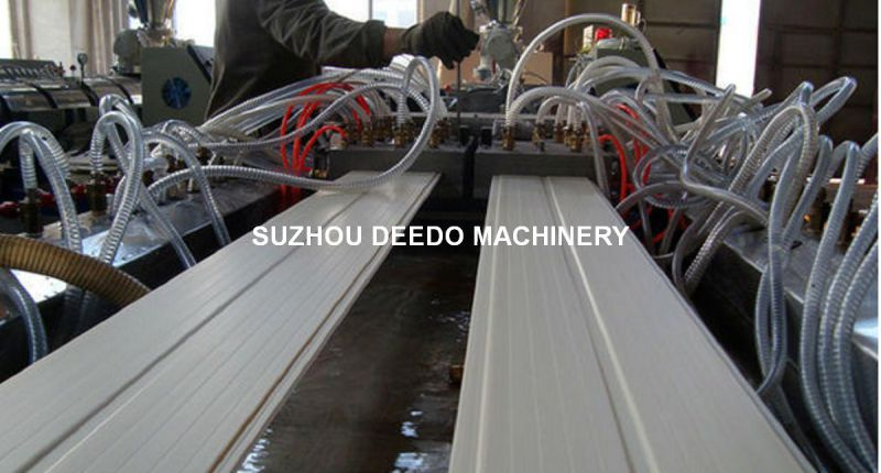 PVC Ceiling Wall Panel Extrusion Machine