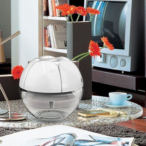 China Supplier Mini Air Purifier with LED and USB