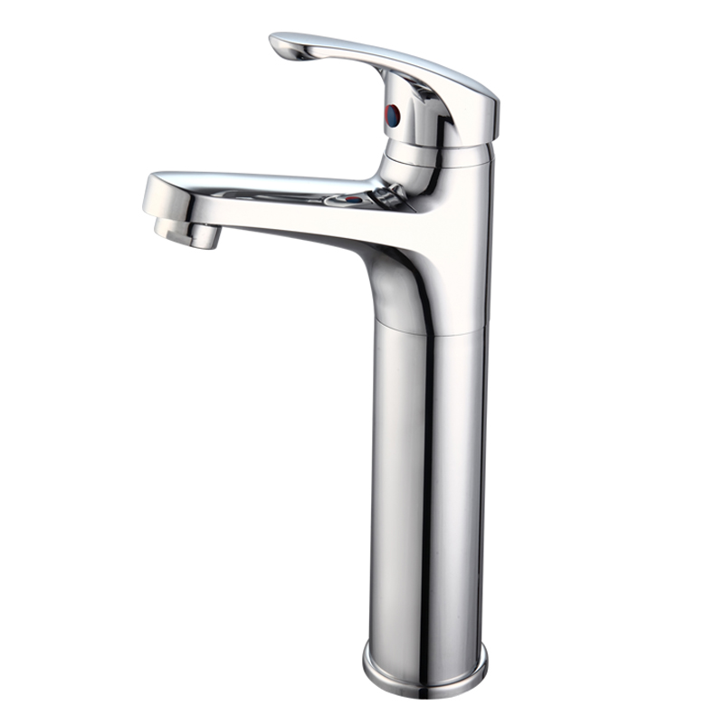 Zinc with Chrome Finished Faucet