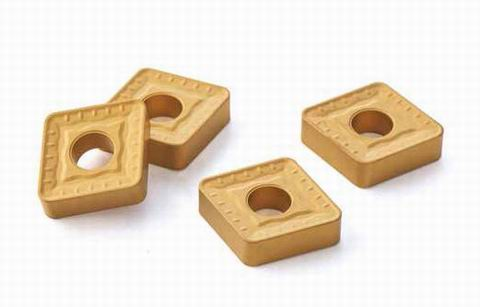 Single Side Turning Inserts for Heavy Duty Cutting - Qh Geometry