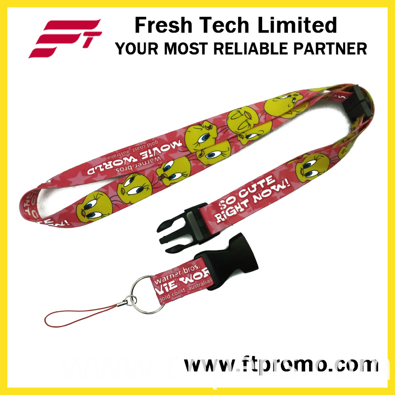 OEM Professional Manufacture Polyester Lanyard