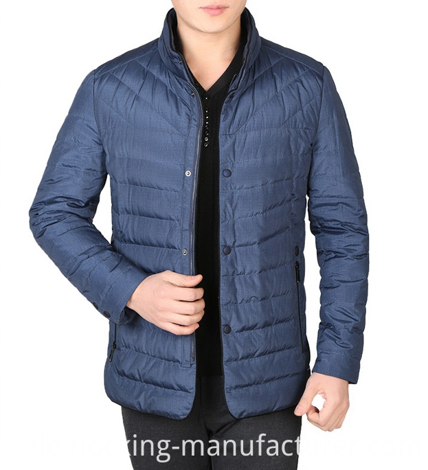 Polyester Print Fabric for Jacket