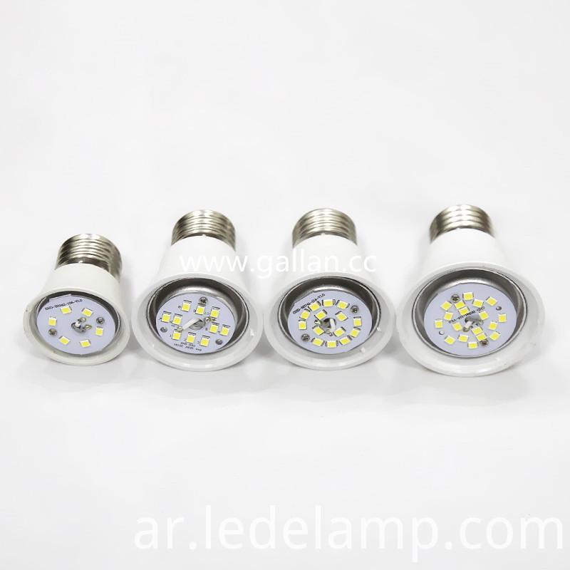 Alum and PBT Material 7W LED Bulb Light A60 (GHD-B0371-X20)