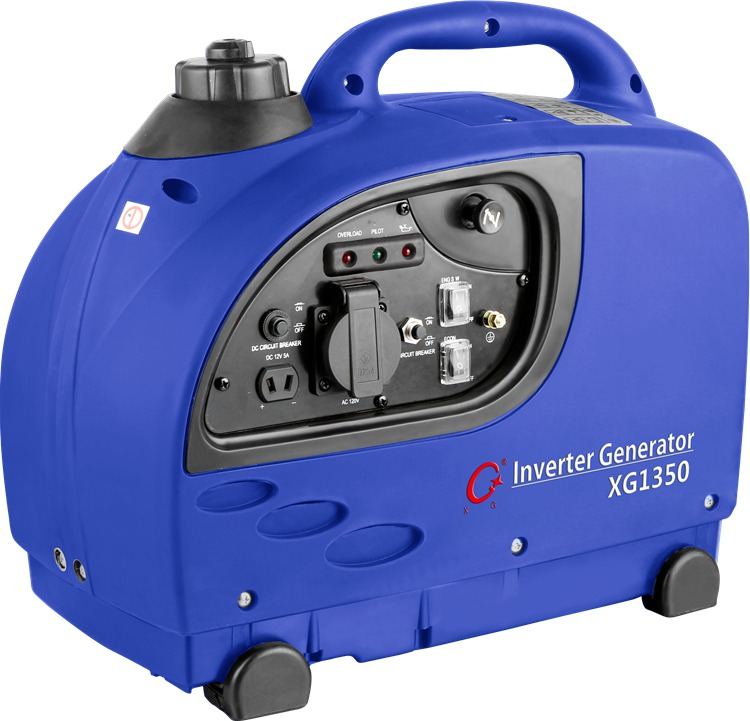 1350W Gasoline Digital Inverter Generator (Xg-1350)