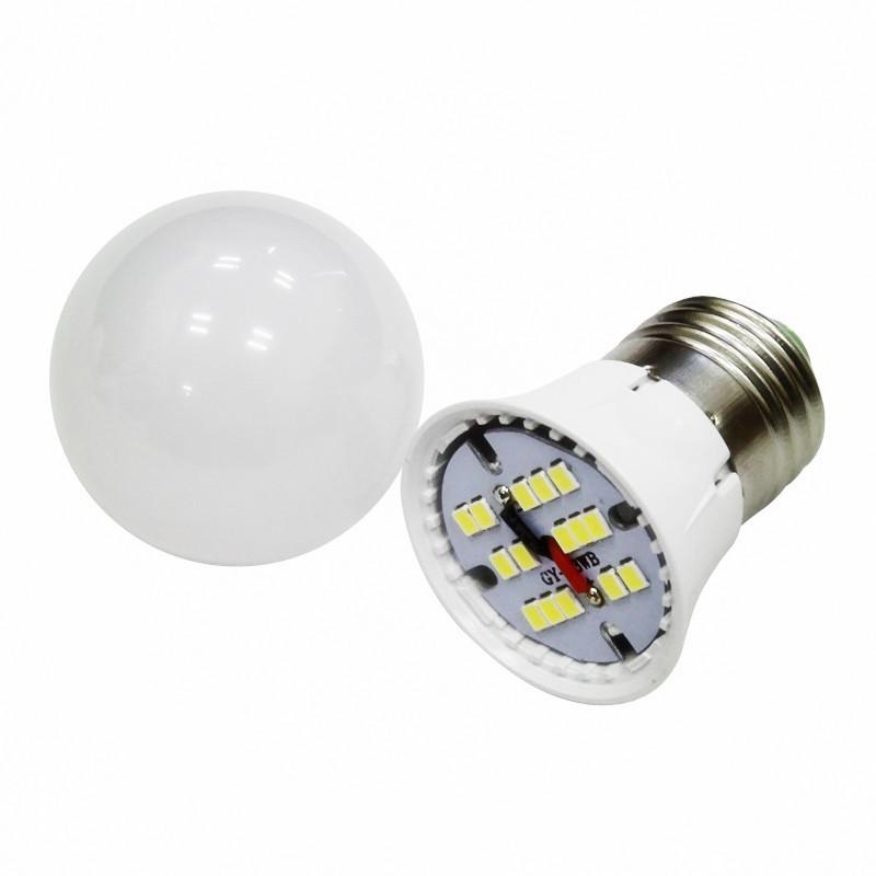 A45, 3W, LED Bulb. AC85-265, Bulb Light