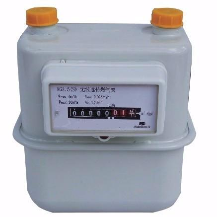 Steel Case Disphragm Gas Meter