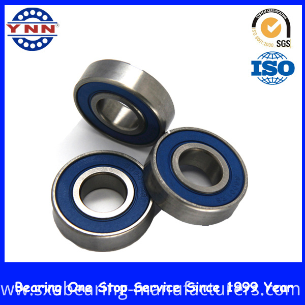 Stainless Steel Bearing Blue Seals Deep Groove Ball Bearings