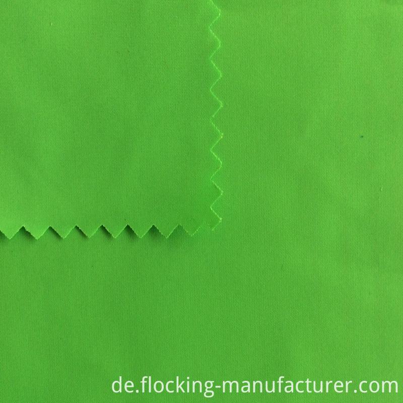 Twist Shiny Imitation Memory Fabric for Windproof Coat