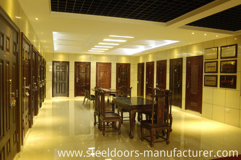 High Quality Steel Door with Best Quality Metal (Fd-530)