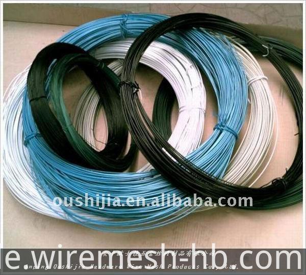 PVC-beschichtetes Drahtseil (Herstellung)