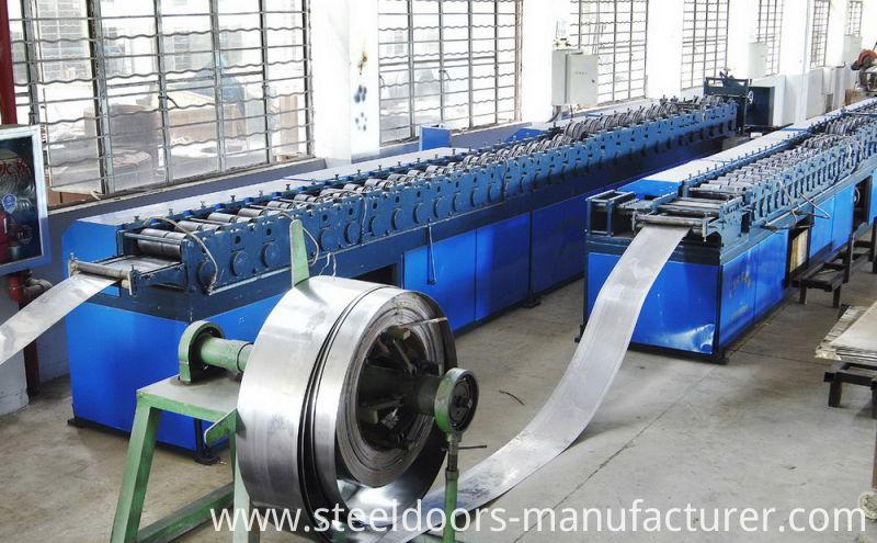 Europe CE Highest Quality Steel Door Export China (G110)