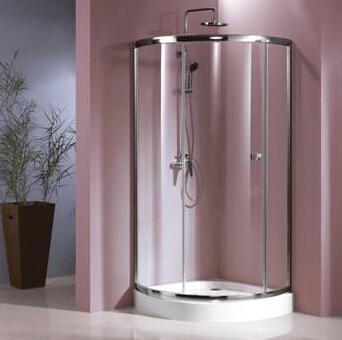 Quadrant Shower Enclosure with Single Door Hr239c