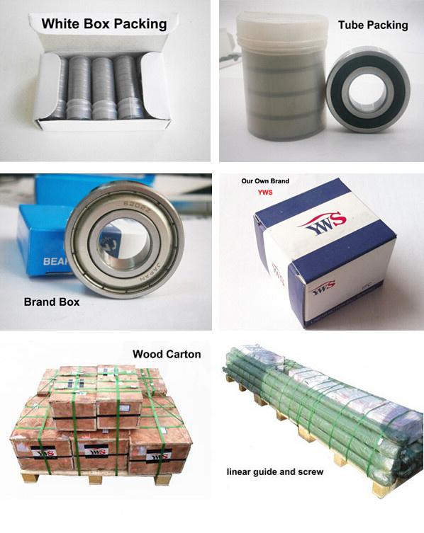 6805 High Precision Phenolic Resin Ball Plastic Bearing