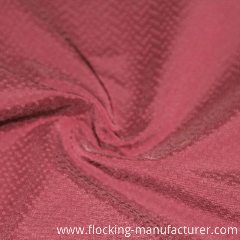 Manufacturing Polyester Memory Fabric for Jacket Outwear
