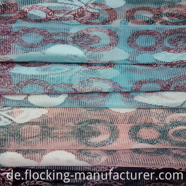 Fashion Mesh Garment Home Textile Trimming Lace Fabric