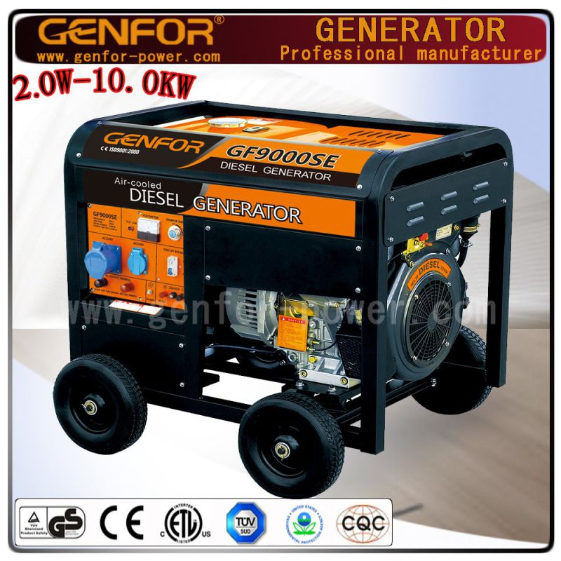 Hot Sale Farm Use Diesel Engine Agriculfure Portable 380V Three Phase Diesel Generator