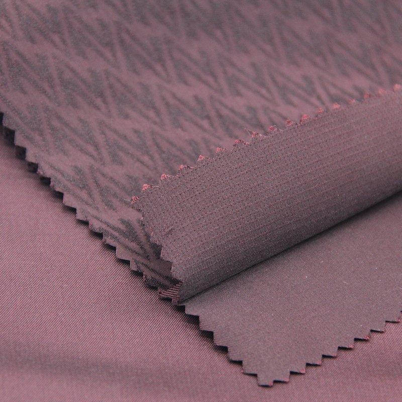 Double Layer Jacquard Garment Fabric for Parka Garment