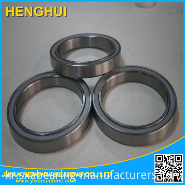 6808 2RS Zz Thin Walled Ball Bearing Hybrid Ceramic Bearing