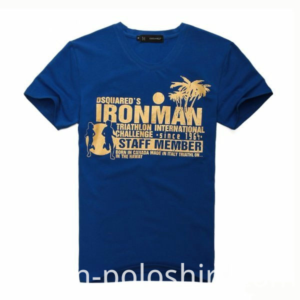 Customized Dry Fit Boys T-Shirt for Gym Garment Factory