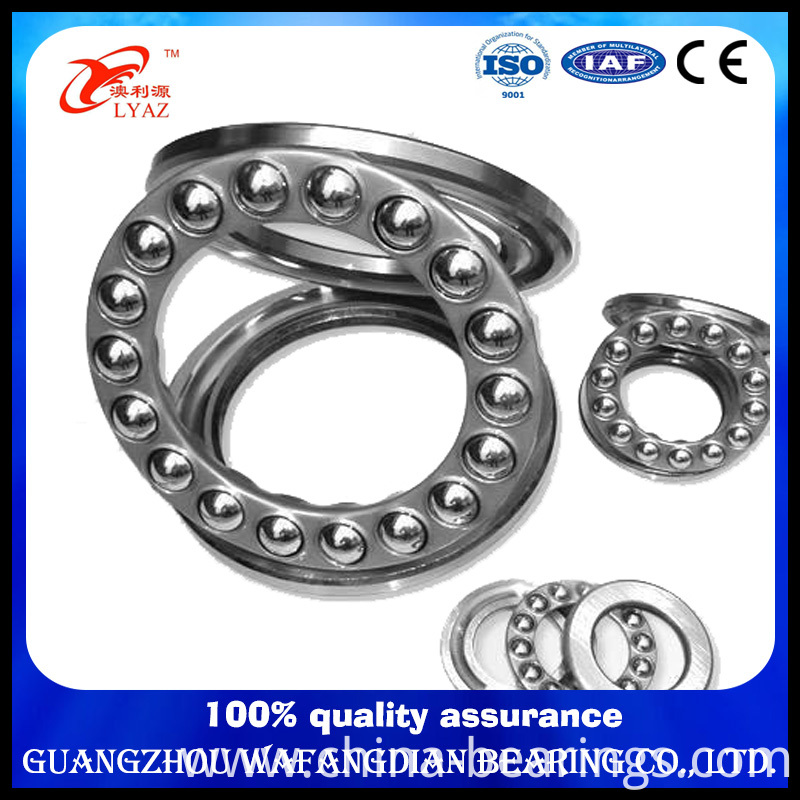 Thrust Ball Bearings 51116 with Competitive Price
