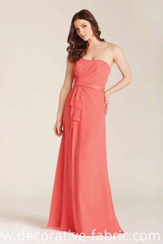 High Quality Polyester Spandex Chiffon Fabric for Garment