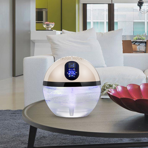 Ionic Air Cleaner with LED