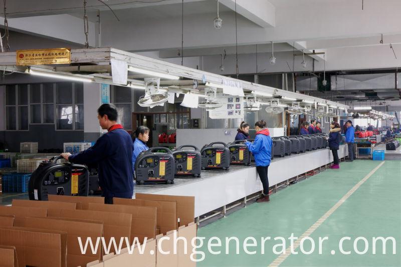 1200W 1.2kw Gasoline Digital Inverter Generator Home or Industry Use