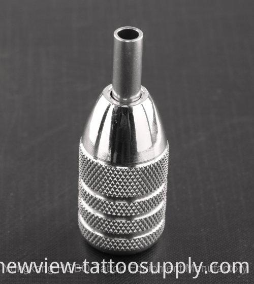 Cheap 25mm Stainless Steel Tattoo Grips 2015 Supplies