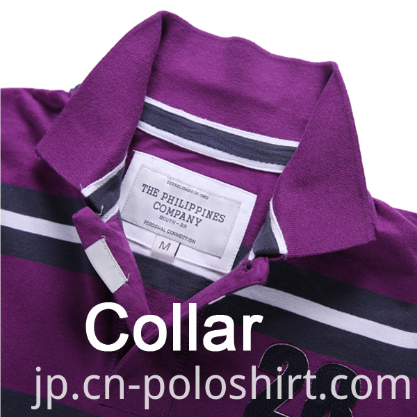Color Combination High Quality Polo Shirt (PS-131)