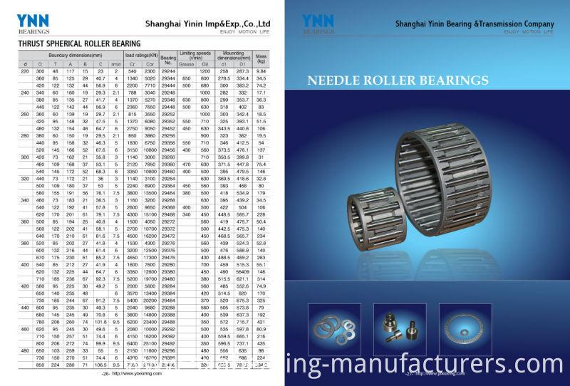 Distributors Cam Bearing Follower Needle Roller Bearing