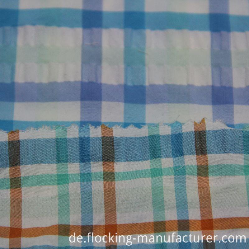 Nylon Polyester Yarn-Dyed Fabric for Jacket Lining or Windbreaker