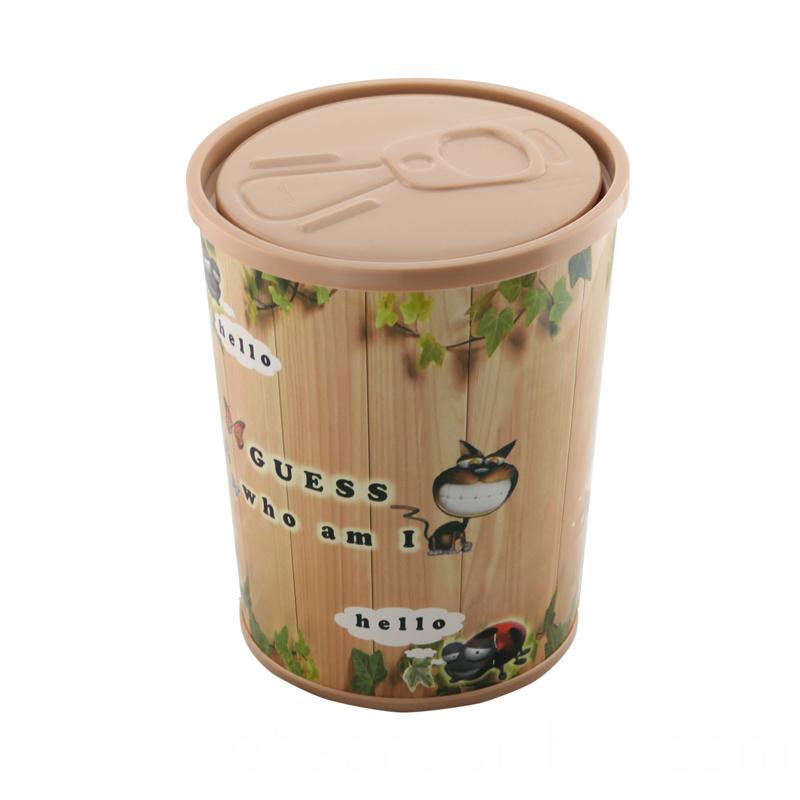 Creative Coke Jar Shape Waste Bin (FF-5241-3)