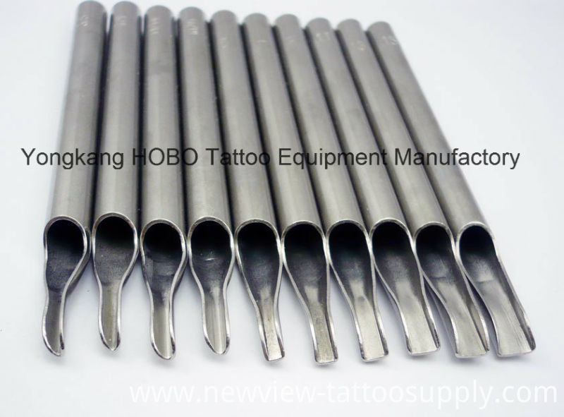 Wholesale 50mm Stainless Steel Tattoo Needle Tips