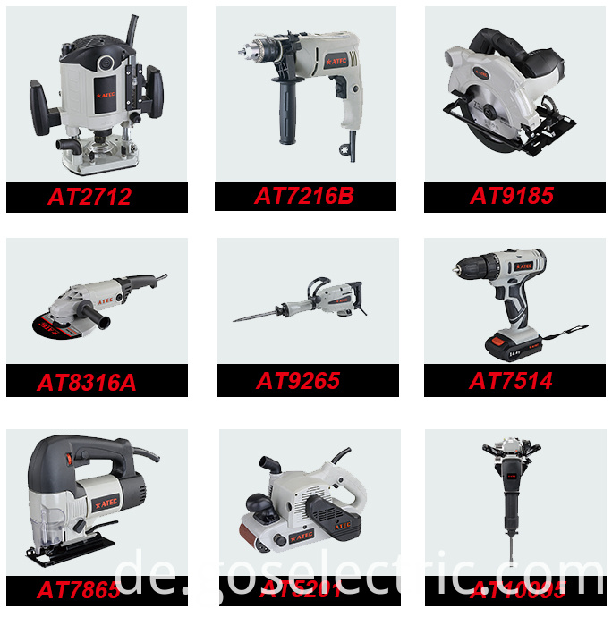 Handheld Best Wood Cutting Tool Woodworking Jigsaws for Sale (AT7865)
