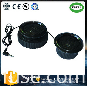 Fb-Bag-Spk2-1 Hot Sell Popular 71mm 2W Mini Speaker Used in Backpacks (FBELE)