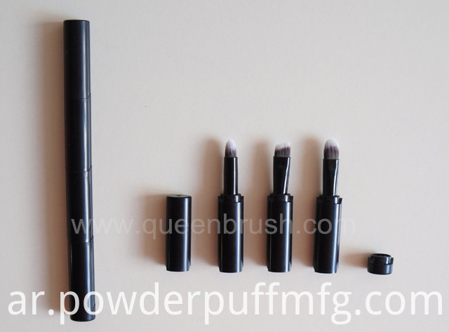 2014 New Style Stackable Promotional Makeup Brush Set