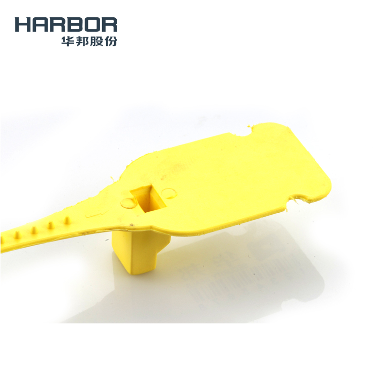 Adjustable Numbered Plastic Seal