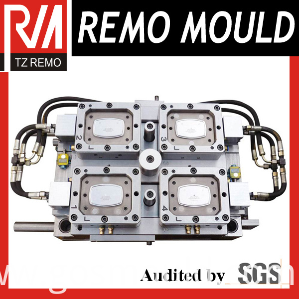 Thin Wall Container Plastic Injection Mould