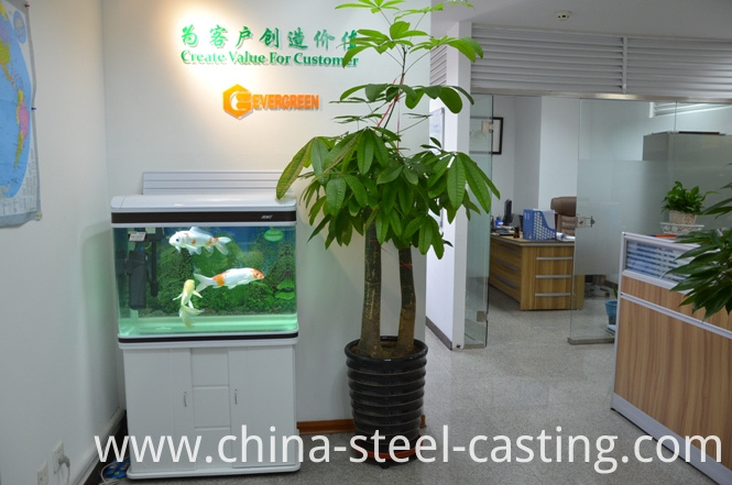 Stainless Steel Casting Part From China